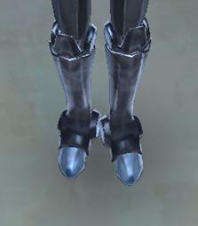 Gamorrean pilot's boots