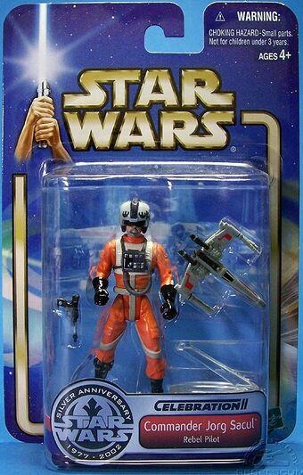 Star Wars Celebration II Jorg Sacul figure
