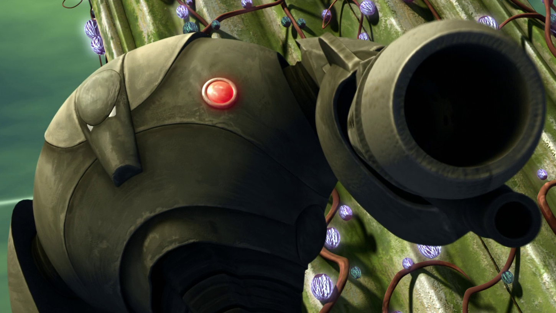 Unidentified B2-HA series super battle droid (Rodia)