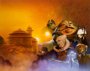 Tales from Jabbas Palace art