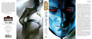 Thrawn Celebration exclusive wraparound cover