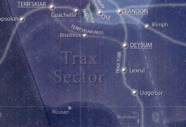 Trax sector