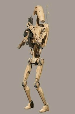 B1 Battle Droid