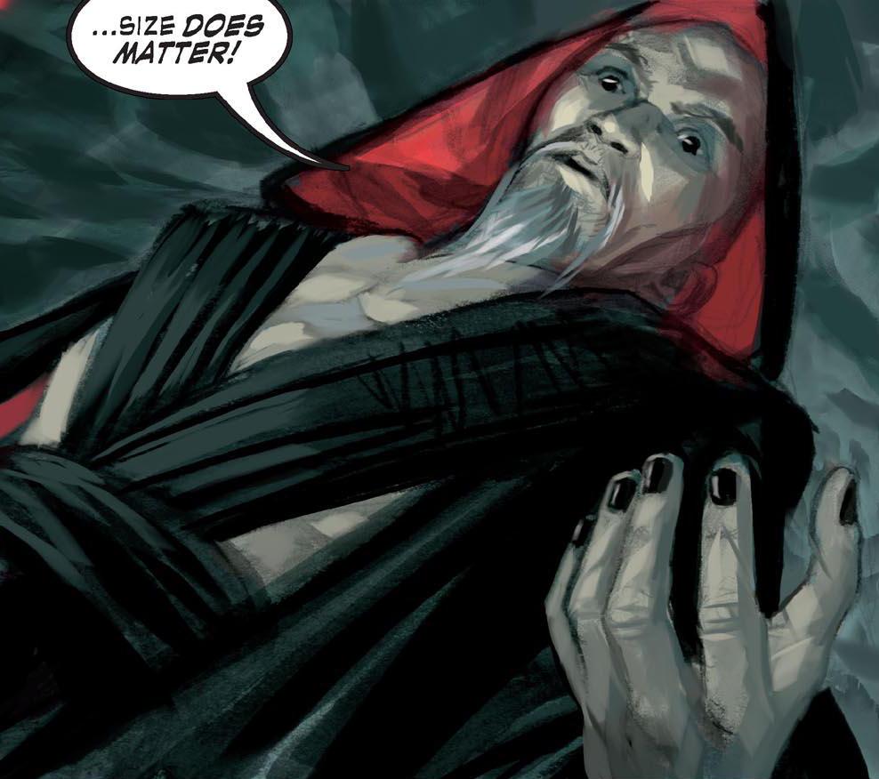 Bpfasshi Dark Jedi leader