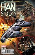 Han Solo 1 Larraz variant not final