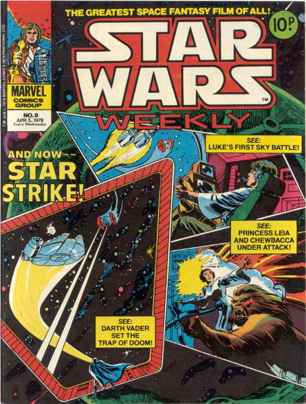 Star Wars Weekly 9