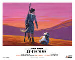 BB-8 on the Run poster 2