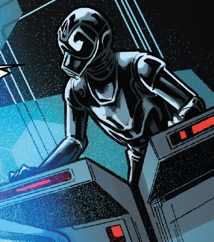 Unidentified RA-7 protocol droid (Inspectorate)