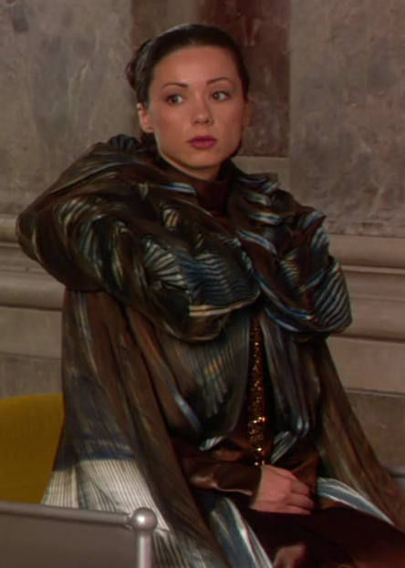 Unidentified Naboo councilwoman (22 BBY)