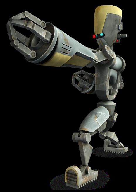 Labor droid/Legends
