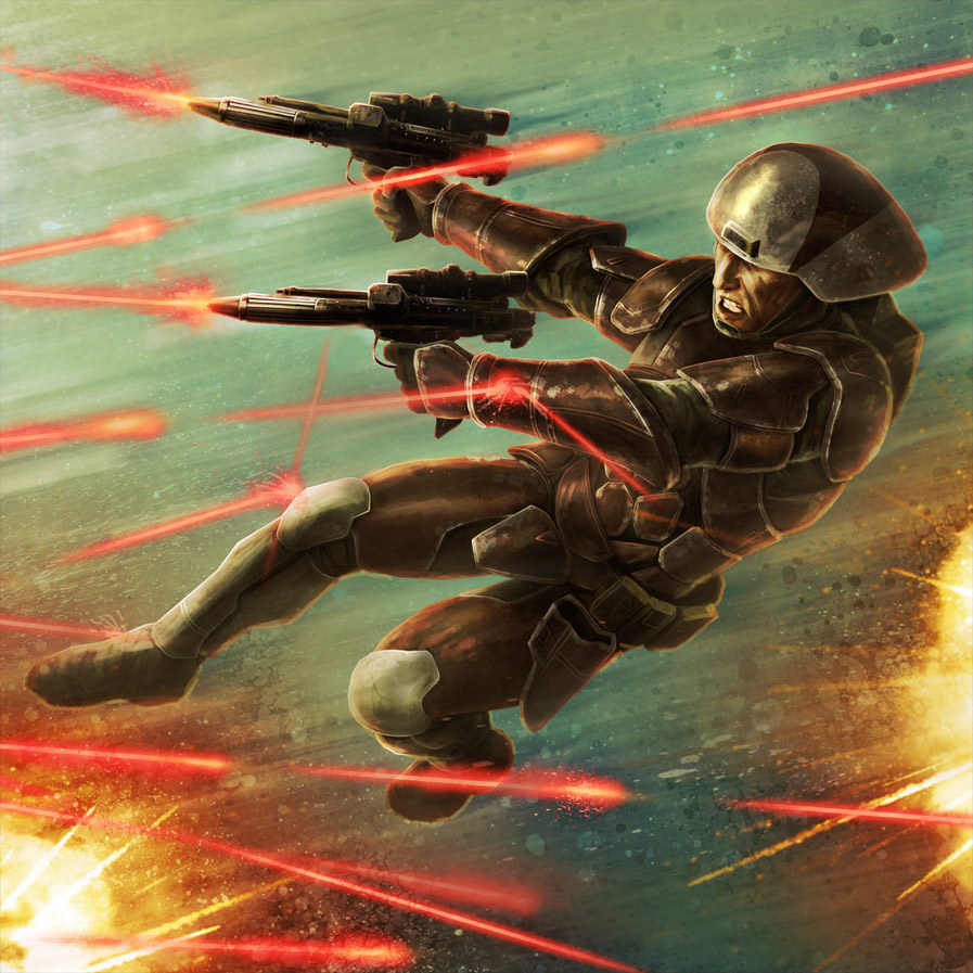 Kinetic armor