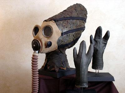 Morseerian Environmental Suit
