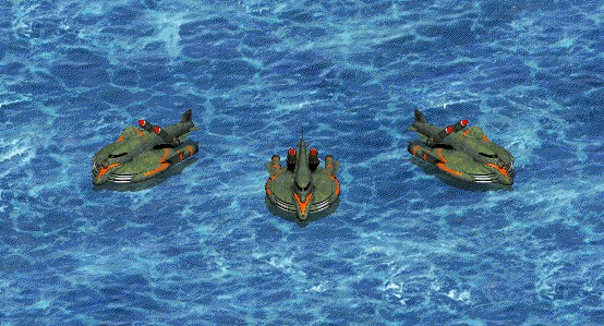 Heavy Missile Destroyer (Royal Naboo Security Forces)