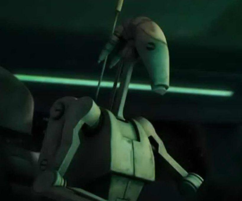 Unidentified B1 battle droid (Saleucami)