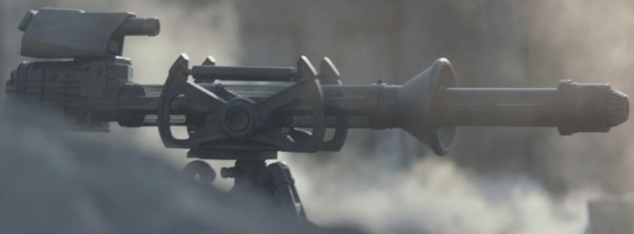 Eウェブ重連射式ブラスター砲(後期型)