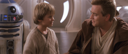 Kenobi Skywalker meet