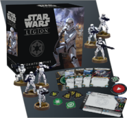 SWL07 Stormtroopers Unit spread