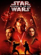 Star Wars Episode III Revenge of the Sith 2019 release cover
