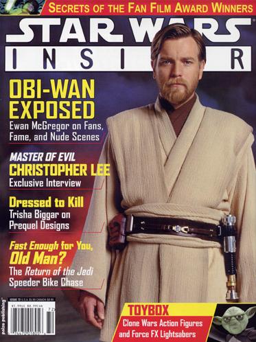 Star Wars Insider 72