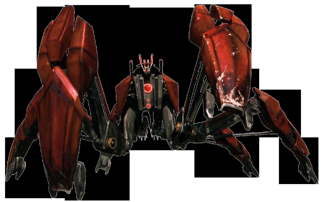 LM-432 crab droid/Legends