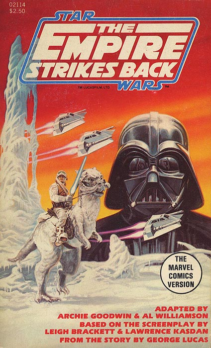 The Marvel Comics Illustrated Version of Star Wars: The Empire Strikes Back