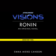 Ronin audiobook temporary cover