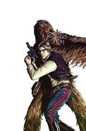 Star Wars Han Solo Cover