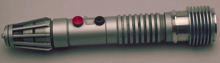 Lacunas Subartuk's lightsaber