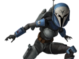 Bo-Katan Kryze's armor