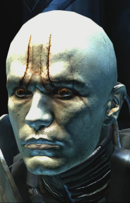 Sith Warrior (Galen Marek)