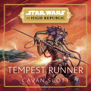 The High Republic Tempest Runner final cover