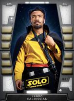 Lando Calrissian (Solo) - 2020 Base Series 2