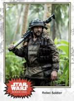 Rebel Soldier (Scarif) - Base Series 4