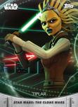Tiplar - Topps' Women of Star Wars