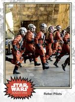Rebel Pilots (scramble) - Base Series 4