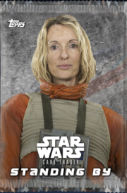 Star Wars: Rogue One - Standing By