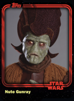 Nute Gunray - Trade Federation Viceroy (ROTS) - Base Series 1