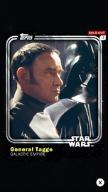 General Tagge - Galactic Empire - Base Series 1