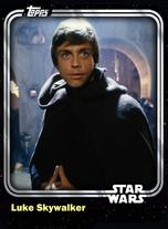 Luke Skywalker - Jedi Knight - Base Series 1