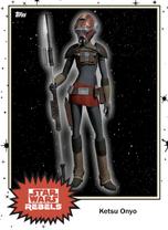Ketsu Onyo 1 - Base Series 4 - Rebels