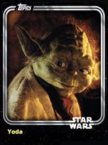 Yoda - Jedi Master (ROTJ) - Base Series 1