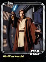 Obi-Wan Kenobi - Jedi Master - Base Series 1