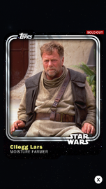Cliegg Lars - Moisture Farmer - Base Series 1