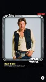 Han Solo - Corellian Smuggler - Base Series 1