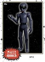 AP-5 - Base Series 4 - Rebels