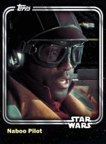 Naboo Pilot - Galactic Republic - Base Series 1