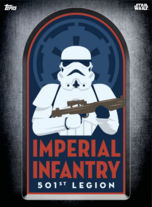 Imperial Infantry - Digital Patches