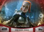 Bo-Katan Kryze - Topps' Women of Star Wars