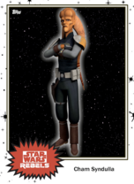 Cham Syndulla - Base Series 4 - Rebels