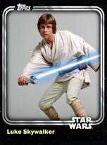 Luke Skywalker - Tatooine Encounter - Base Series 1